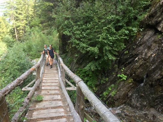 Stockalperweg von Brig nach Simplon